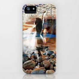 Stevie Nicks - Blue Water iPhone Case