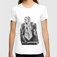 thranduil T-shirts featuring Thranduil by Lydia Joy Palmer