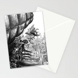 Sky Bird Stationery Cards