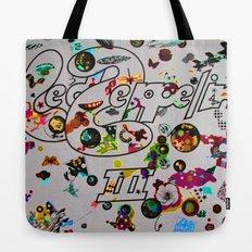 Album Art XV Tote Bag