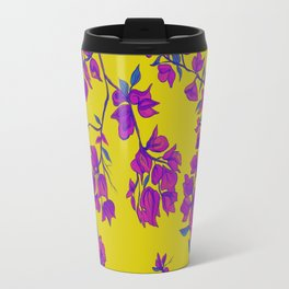Bougainvillea casa yellow Travel Mug
