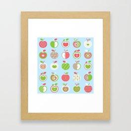 Applelicious Framed Art Print