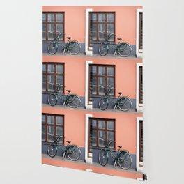 Bike and window Wallpaper