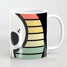 Sunset Skull / You're Very Sternum, I Am So Humerus Coffee Mug