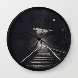 Tales of a somnambulist Wall Clock