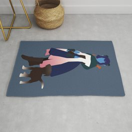 Jester - Critical Role Rug