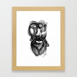 Ur-Indian Framed Art Print
