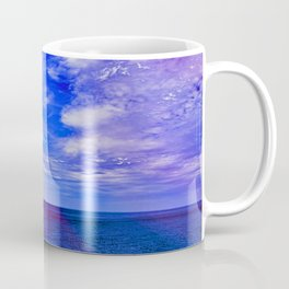 Blue  Bondi Coffee Mug