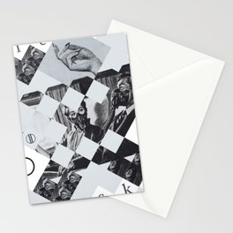 Clear sky Stationery Cards