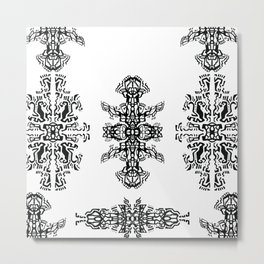 Atl Xotchitl  Metal Print