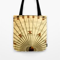 texas Tote Bags featuring Texas by GF Fine Art Photography