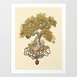 Orchard N0. 01 : Something Wonderful Art Print