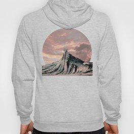WAVE # 2 - sky Hoody