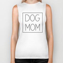 DOG MOM Biker Tank
