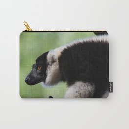 Varecia Variegata II Carry-All Pouch
