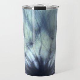 A Dandelion Fan Travel Mug