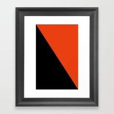 It's All in the Zeros Framed Art Print