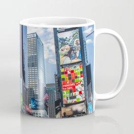 Times Square NYC Coffee Mug