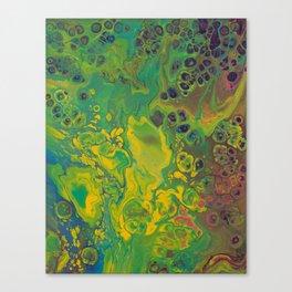 Hazy Window Canvas Print