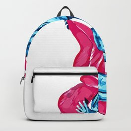 Beauty Backpack