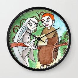 Brendan & Aisling Wall Clock