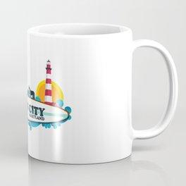 Ocean City - Maryland. Coffee Mug