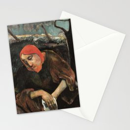 Christ and the Garden of Olives Stationery Cards