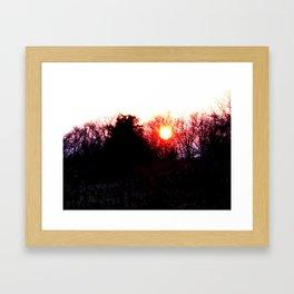 macabre Framed Art Print