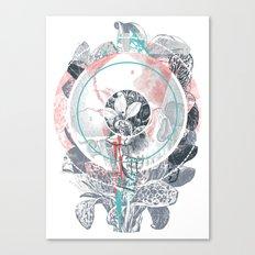 /blo͞om/ Canvas Print