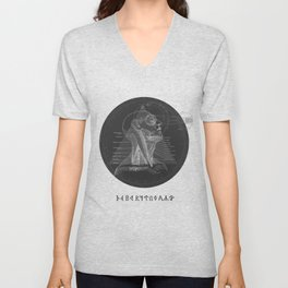 Fx of an Eclipse Unisex V-Neck
