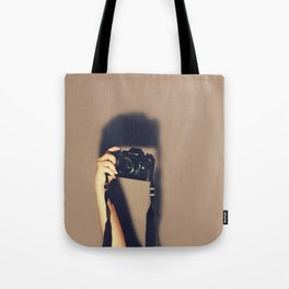 Taking pictures of you Tote Bag