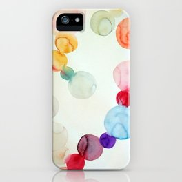 Delicate Worlds  iPhone Case