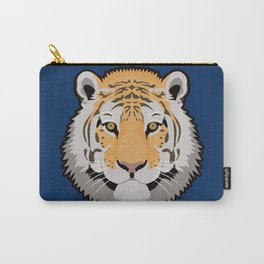 The Wild Ones: Siberian Tiger Carry-All Pouch