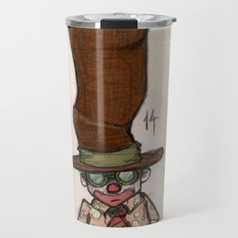 Clown number 14 Travel Mug