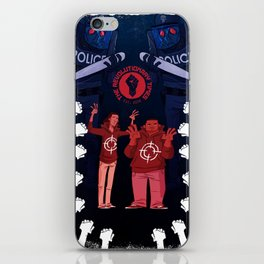 Targets iPhone Skin