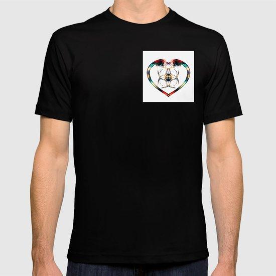 Smoke HeART 3 T-shirt
