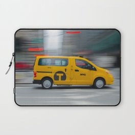NYC TAXI  Laptop Sleeve