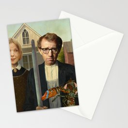American Neurotic Stationery Cards