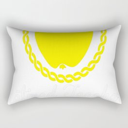 RETIRED TEACHERS MAKE THE BEST GRANDMAS Rectangular Pillow