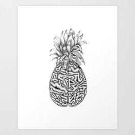 Sweet Cerebrum Art Print