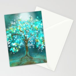 Tree of Light Stationery Cards