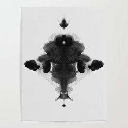 rorschach posters society6