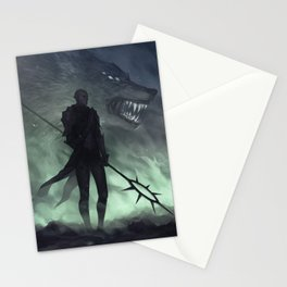 Last stand Stationery Cards