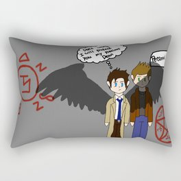 Supernatural  Rectangular Pillow