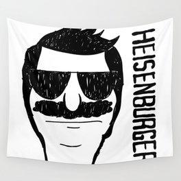 Breaking Bob - Heisenburger Wall Tapestry