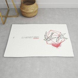 EXPERIMENTAL by Javier Codina Rug