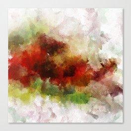 Blomstrende Canvas Print