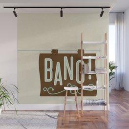 Bang! Wall Mural