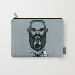 Wild BEARd Carry-All Pouch