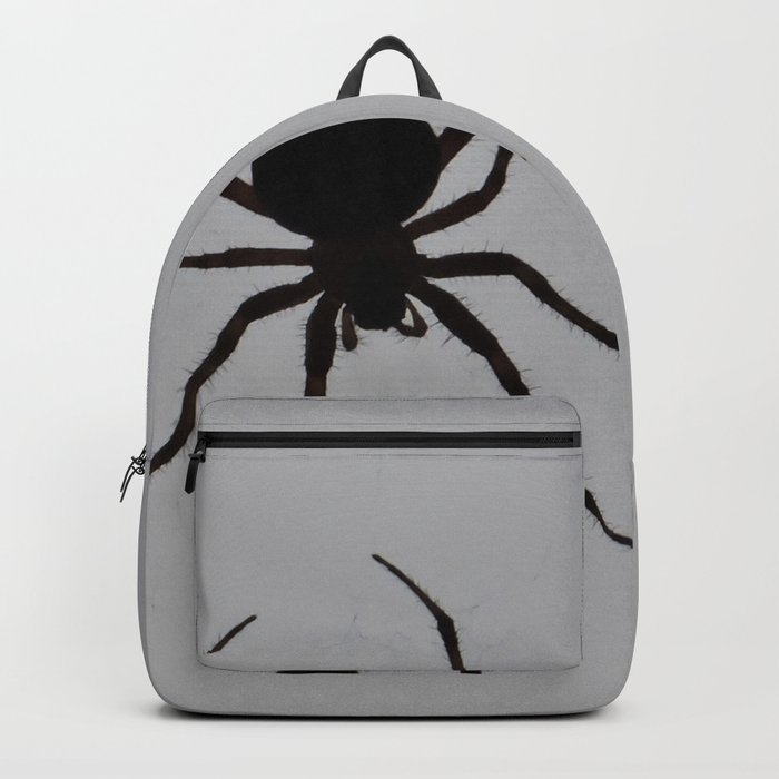 Orb Weaver Silhouette Backpack